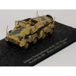 "model1/72Sd.Kfz. 233 ""Stummel""hotové modely sběratelské modely Kovové modely hotové sběratelské modely letadel sběratelské modely vojenské techniky diecast aircraft models , military vehicles"