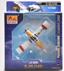 1:72 Easy Model Zlin-142