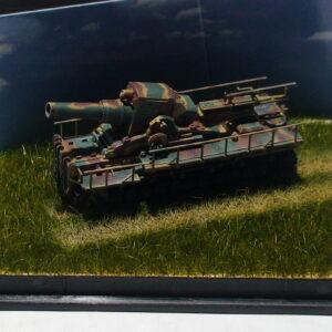 Karl Gerät 040/041 morzer. Modely vojenské techniky. Modely letadel . Modely tanků. Sběratelské modely . Modely vrtulníků Hotové modely . Sběratelské modely letadel. Sběratelské modely vojenské techniky a tanků. Kovové modely. Diecast models aircraft , military vehicles , tanks .