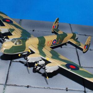 AvroLankaster BMKI . Modely letadel.Modely tanků.Modely vojenské techniky. Hotové modely. Sběratelské modely. Kovové modely .Diecast aircraft models , military vehicles.