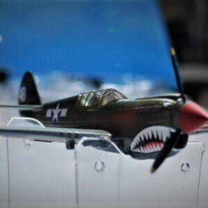 Curtiss P-40 Warhawk . Modely letadel.Modely tanků.Modely vojenské techniky. Hotové modely. Sběratelské modely. Kovové modely .Diecast aircraft models , military vehicles.
