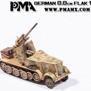 Sd.Kfz 8. Modely letadel.Modely tanků.Modely vojenské techniky. Hotové modely. Sběratelské modely. Kovové modely .Diecast aircraft models , military vehicles.