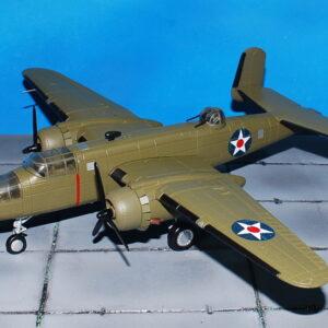 B-25 Mitchell . Modely letadel . Modely tanků . Modely vojenské techniky. Sběratelské modely . Modely vrtulníků Hotové modely . Sběratelské modely letadel. Sběratelské modely vojenské techniky a tanků. Kovové modely. Diecast models aircraft , military vehicles , tanks .