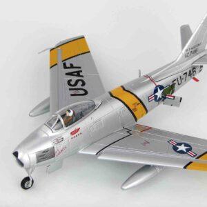F-86E 'Sabre' FU-746, Col Westcott and Gabreski.Hobby Master HA4315.