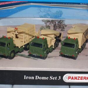 Iron Dome Set 3. Modely tanků. Modely vojenské techniky. Modely letadel . Sběratelské modely . Modely vrtulníků Hotové modely . Sběratelské modely letadel. Sběratelské modely vojenské techniky a tanků. Kovové modely. Diecast models aircraft , military vehicles , tanks .