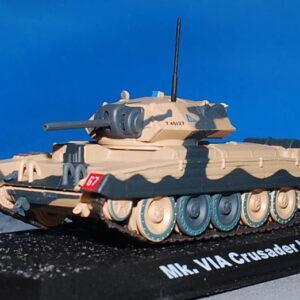 Cruiser Mk.VI . CRUSADER . Modely tanku.Amercom.Modely vojenské techniky. Modely tanku . Sběratelské modely . Modely vrtulníku . Hotové modely . Sběratelské modely letadel. Sběratelské modely vojenské techniky a tanků. Kovové modely. Diecast models aircraft , helicopters , military vehicles , tanks .