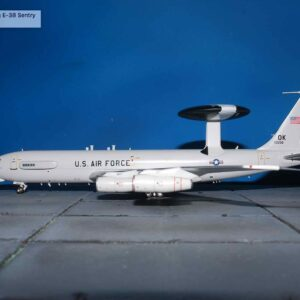 Boeing E-3B Sentry (707-300) , U.S. Air Force.F InFlight 200 IFE31217.
