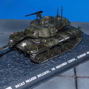 M41 Walker Bulldog. Korean War.Modely tanků.War Master. Modely letadel. Modely vojenské techniky. Sběratelské modely. Modely vrtulníků. Hotové modely. Sběratelské modely letadel. Sběratelské modely vojenské techniky a tanků. Kovové modely. Diecast models aircraft,military vehicles,tanks .