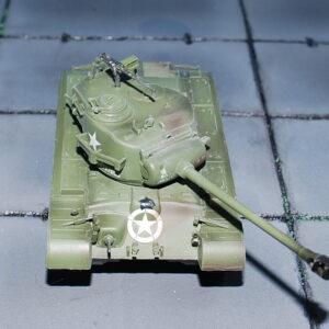 M26 Pershing.Korean War.Modely tanků.Easy Model. Modely letadel. Modely vojenské techniky. Sběratelské modely. Modely vrtulníků. Hotové modely. Sběratelské modely letadel. Sběratelské modely vojenské techniky a tanků. Kovové modely. Diecast models aircraft,military vehicles,tanks.