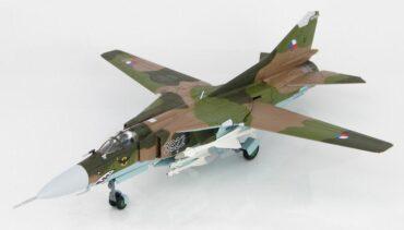 model letadla 1:72 HOBBY MASTER HA5305 - MIG-23MF