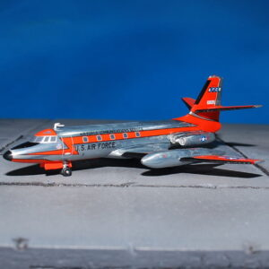 JetStar.C-140.LOCKHEED JETSTAR.L-329.U.S.Air Force.Modely letadel.InFlight 200 IF3290316P.Diecast models aircraft. Modely dopravních letadel. Modely vrtulníků. Diecast models helicopters. Diecast models cars. Modely vojenské techniky. Diecast models military vehicles, Modely raket. Diecast models rockets. Sběratelské modely. Hotové modely. Sběratelské modely letadel. Kovové modely.