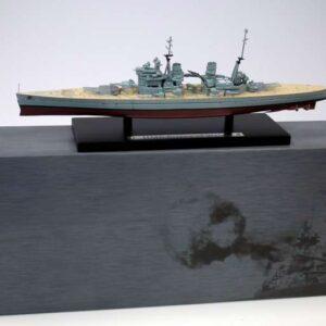 HMS Prince of Wales.Modely lodí.Atlas.Kovové modely.Diecast models ships. Modely zaoceánských lodí.Diecast models of ocean liners.Modely bitevních lodí. Diecast models of battleships.