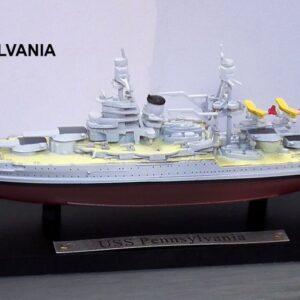 USS Pennsylvania.Modely lodí.Kovové modely.Diecast models ships. Modely zaoceánských lodí.Diecast models of ocean liners.Modely bitevních lodí. Diecast models of battleships.