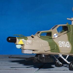 Mi-28.Mil.Mi-28.Havoc.Night Hunter. Modelyvrtulníků. Altaya.MAG HEL17. Diecast models helicopters. Modely letadel. Diecast models aircraft. Modely dopravních letadel. Modely vojenské techniky. Diecast models military vehicles, Modely raket. Diecast models rockets. Sběratelské modely. Hotové modely. Sběratelské modely letadel. Kovové modely.