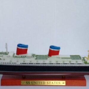 United States Transatlantic Liners.Modely lodí.Atlas.Diecast models ships. Modely zaoceánských lodí.Diecast models of ocean liners.Modely bitevních lodí. Diecast models of battleships. Hotové modely.Kovové modely.