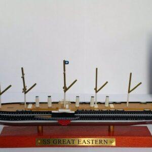 Great Eastern Transatlantic Liners.Modely lodí.Atlas.Diecast models ships. Modely zaoceánských lodí.Diecast models of ocean liners.Modely bitevních lodí. Diecast models of battleships. Hotové modely.Kovové modely.