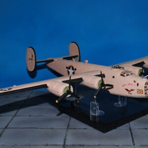 B-24.Consolidated B-24 Liberator.Modely letadel.Diecast models aircraft.Air Force 1 AF1-0157.Modely dopravních letadel. Modely vrtulníků. Diecast models helicopters. Diecast models cars. Modely vojenské techniky. Diecast models military vehicles, Modely raket. Diecast models rockets. Sběratelské modely. Hotové modely. Sběratelské modely letadel. Kovové modely.