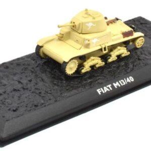 Fiat M13/40.Modely tanků. Diecast models tanks.Atlas. Modely vojenské techniky. Diecast models military vehicles. Modely aut. Diecast models cars. Modely letadel. Diecast models aircraft. Diecast models helicopters. Sběratelské modely. Hotové modely. Sběratelské modely tanků. Kovové modely.