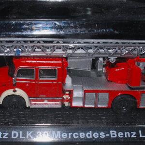 Metz DKL 30 Mercedes Benz L 1519.Modely hasícských vozidel.Diecast models fire engine.Altaya MAG GZ02.Hotové modely.Sběratelské modely Kovové modely. Diecast models cars.fire engine.military vehicles.