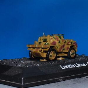 Lancia Lince.Modely aut. Diecast models cars. Modely vojenské techniky. Diecast models military vehicles.AMERCOM AM BV4.Hotové modely.Sběratelské modely Kovové modely.