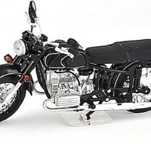 KMZ Dnepr MT10.Soviet Union.Motorbike.Motocykl.Motorbike.Modely motocyklů.Diecast motorbike models.Atlas Editions.