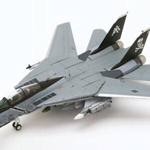 F-14 Tomcat.Grumman F-14B Tomcat.Jolly Rogers. Modely letadel.Diecast models aircraft.Century Wings CW001626.