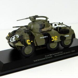 M8 Armored Car.Ford.Greyhound.Modely vojenské techniky.Diecast models military vehicles.Altaya MAG EX09.Modely tanků. Models diecast tanks. Modely aut. Diecast models cars. Modely letadel. Diecast models aircraft. Diecast models helicopters. Sběratelské modely. Hotové modely. Sběratelské modely tanků. Kovové model