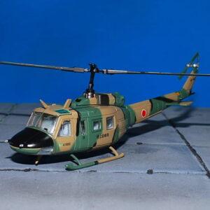 Fuji UH-1H Huey.BELL.UH-1 Huey.Iroquois.Modely vrtulníků.Diecast models helicopters.DeAgostini DA050.Modely letadel. Diecast models aircraft. Modely dopravních letadel. Modely vojenské techniky. Diecast models military vehicles, Modely raket. Diecast models rockets. Sběratelské modely. Hotové modely. Sběratelské modely letadel. Kovové modely.