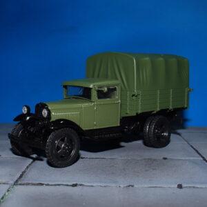 GAZ.ГАЗ.GAZ-AA.Modely nákladních aut.Diecast models vehicles.DeAgostini 79. Modely aut.Modely vojenské techniky.Sběratelské modely.Hotové modely.Sběratelské modely Kovové modely. Diecast models cars.military vehicles.