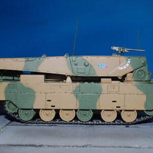 Type 90 Tank Recovery Vehicle.Type 90.Kyū-maru.MBT.Tank.Modely tanků.Diecast models tanks.DeAgostini DA32.Modely vojenské techniky. Diecast models military vehicles. Modely aut. Diecast models cars. Modely letadel. Diecast models aircraft. Diecast models helicopters. Sběratelské modely. Hotové modely. Sběratelské modely tanků. Kovové modely.