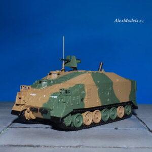 Type 96 120 mm Self-Propelled Mortar.Tank.Modely vojenské techniky.Diecast models military vehicles.DeAgostini DA34. Modely aut. Diecast models cars. Modely letadel. Diecast models aircraft. Diecast models helicopters. Sběratelské modely. Hotové modely. Sběratelské modely tanků. Kovové modely.