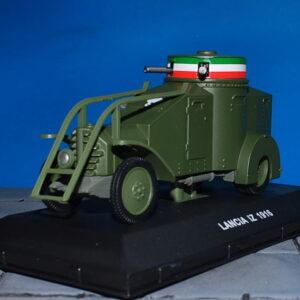 Lancia Ansaldo 1Z.Lancia 1ZM.Modely aut. Diecast models cars. Modely vojenské techniky. Diecast models military vehicles.Grani & Partners Special Edition.Carabinieri 00615481.Hotové modely.Sběratelské modely Kovové modely.
