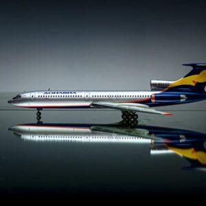 Tu-154.Tupolev Tu-154. Donavia.Modely letadel.Modely dopravnich letadel.Diecast models airlines.JC Wings JC2735.