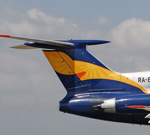 Tu-154.Tupolev Tu-154M.Donavia.