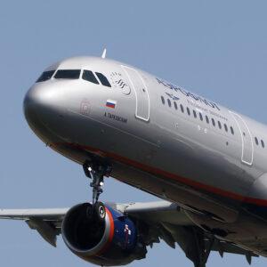 Airbus A321-200 , 'VP-BAF'A.Tarkovsky AEROFLOT.Gemini Jets GJAFL1497
