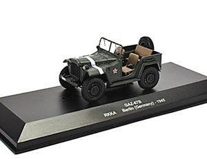 GAZ.ГАЗ.GAZ-67.Modely aut.Diecast models cars.Altaya MAG EX23.Modely aut.Modely vojenské techniky.Sběratelské modely.Hotové modely.Sběratelské modely Kovové modely. Diecast models cars.military vehicles.