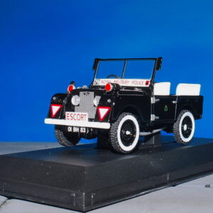 Land Rover.Series I 80.Pick Up.Royal Military Police.Modely aut.Modely vojenské techniky.Diecast military vehicles.cars.CORGI VanGuards VA11117. Sběratelské modely. Hotové modely.Kovové modely.