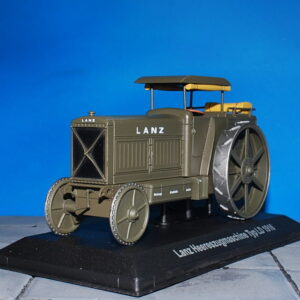 LANZ HEERESZUGMASCHINE TYP LD TRACTOR.Sběratelské modely.Hotové modely.Diecast models traktors.Hachette Collections SNC CX627804.