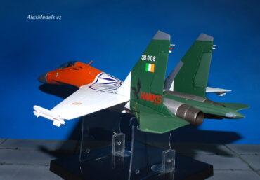 SU-30.Flanker.Sukhoi Su-30.Flanker Modely letadel.Diecast models aircraft.JC Wings JCW-72-SU30-005.Modely vrtulníků. Diecast models helicopters. Diecast models cars. Modely vojenské techniky. Diecast models military vehicles. Modely raket. Diecast models rockets. Sběratelské modely. Hotové modely. Sběratelské modely letadel. Kovové modely.