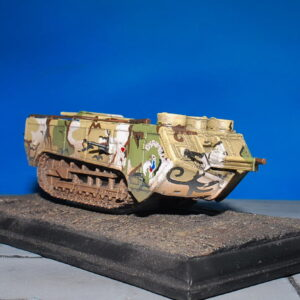 Saint-Chamond Tank.Modely tanků.Diecast models tanks.Wings of The Great War WW10207 .