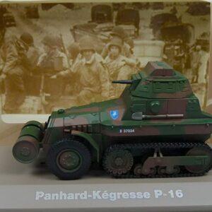 AMC Schneider P16 (M29).Modely vojenské techniky.Diecast models military vehicles.Atlas Editions MAG KP24. Modely tanků. Diecast models tanks. Modely aut. Diecast models cars. Sběratelské modely letadel. Diecast models aircraft,helicopters. Sběratelské modely. Hotové modely. Kovové modely.