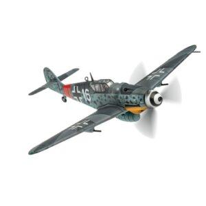 Bf 109.Messerschmitt Bf-109G.Modely letadel.Diecast models aircraft.Corgi AA27108.Modely vrtulníků. Diecast models helicopters. Diecast models cars. Modely vojenské techniky. Diecast models military vehicles. Modely raket. Diecast models rockets. Sběratelské modely. Hotové modely. Sběratelské modely letadel. Kovové modely.