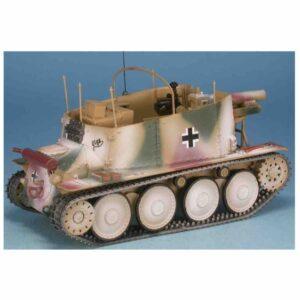 """Modely tanků vojenské techniky Grille Ausf. H Sd.Kfz.138/1 - 15 cm sIG 33 (Sf) auf Panzerkampfwagen 38(t) Sturmpanzer 38(t) Assault Gun Master Fighter MF48569HI - Grille Ausf. H Sd.Kfz.138/1 - 15 cm sIG 33 (Sf) auf Panzerkampfwagen 38(t) Sturmpanzer 38(t) Assault Gun , """"Olga"""" 3rd SS Panzer Division Totenkopf , Russia 1943-44 Modely tanků Diecast models tanks Modely vojenské techniky Diecast models military vehicles Modely aut Diecast models cars Modely letadel Diecast models aircraft Diecast models helicopters Sběratelské modely Hotové modely Sběratelské modely tanků Kovové modely"""