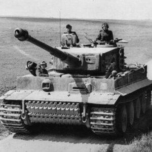 Pz.Kpfw.VI Tiger Ausf.E (Sd.Kfz. 181 late prod.).Forces of Valor UN801003A.