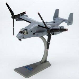 MV-22 Osprey.Bell Boeing V-22 Osprey.Tiltrotor military aircraft.Modely vrtulníků.Diecast models helicopters.Air Force 1 AF10012. Modely letadel. Diecast models aircraft. Sběratelské modely. Hotové modely. Kovové modely.