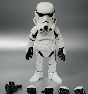 STORMTROOPER.Star Wars.(Hybrid Metal Figuration).Herocross HMF-005.FILMOVÉ FIGURKY.Film Figures.Akční figurky.Action Figures.