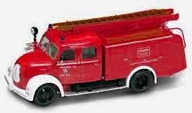 Magirus Mercur.Magirus-Deutz Mercur.TLF16.Modely hasícských vozidel.Diecast models fire engine.Road Signature Series ROA 43010B.Modely aut.Modely hasíčských,požarních vozidel.Sběratelské modely.Hotové modely.Sběratelské modely Kovové modely. Diecast models cars.fire engine.military vehicles.