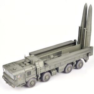 9K720 Iskander.SS-26 Stone.Tactical Ballistic Missile.Modely raket.Diecast models rockets.Modely vojenské techniky.Diecast models military vehicles.ModelCollect AS72126.