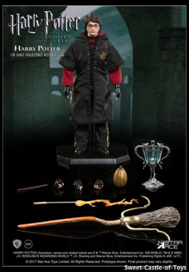Harry Potter 'The Goblet of Fire'.TRIWIZARD.Star Ace Toys SA8001A.FILMOVÉ FIGURKY.Film Figures.Akční figurky.Action Figures.
