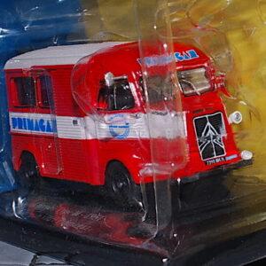 Citroen H Van.PRIMAGAZ.Modely nákladních aut.Diecast models vehicles.truck.Hachette Collections SNC MAG HC43. Modely aut. Diecast models cars. Modely hasíčských,požarních vozidel. Diecast models cars.fire engine. Transport diecast models. Sběratelské modely. Hotové modely. Kovové modely.